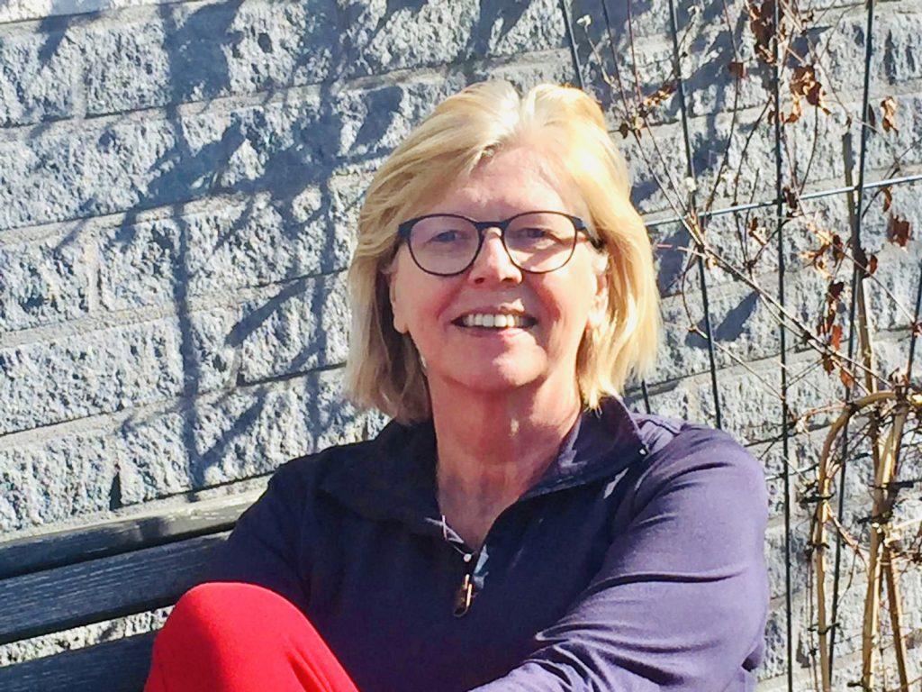 Marita Meulmeester - algemeen bestuurslid Hospice Zuider-Amstel