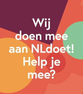 Hospice Zuider-Amstel doet mee aan NLdoet van het Oranje Fonds
